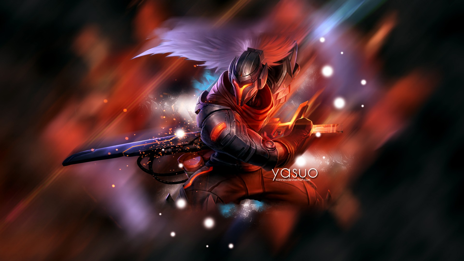 Project Yasuo Wallpapers Fan Arts League Of Legends