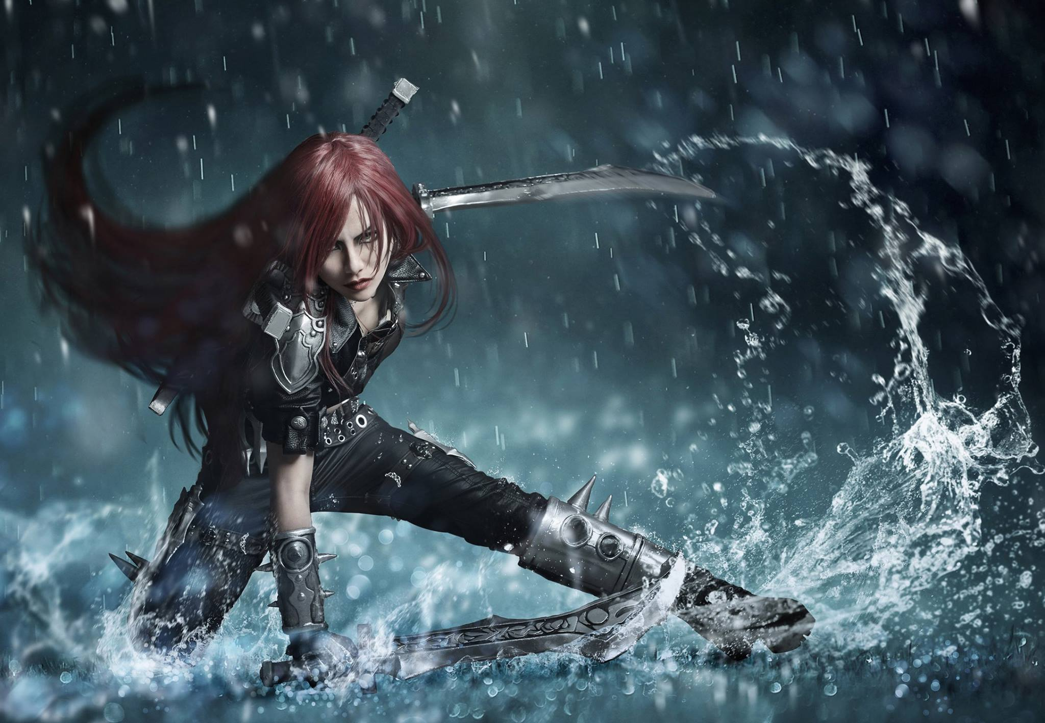 Katarina Wallpapers Fan Arts League Of Legends Lol Stats