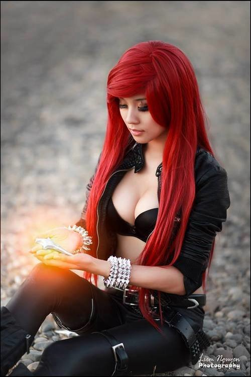Cosplay hot lol Sexiest League