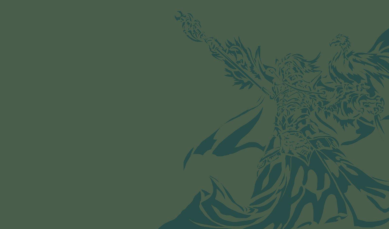 Tyrant Swain Minimalistic Wallpapers Fan Arts League