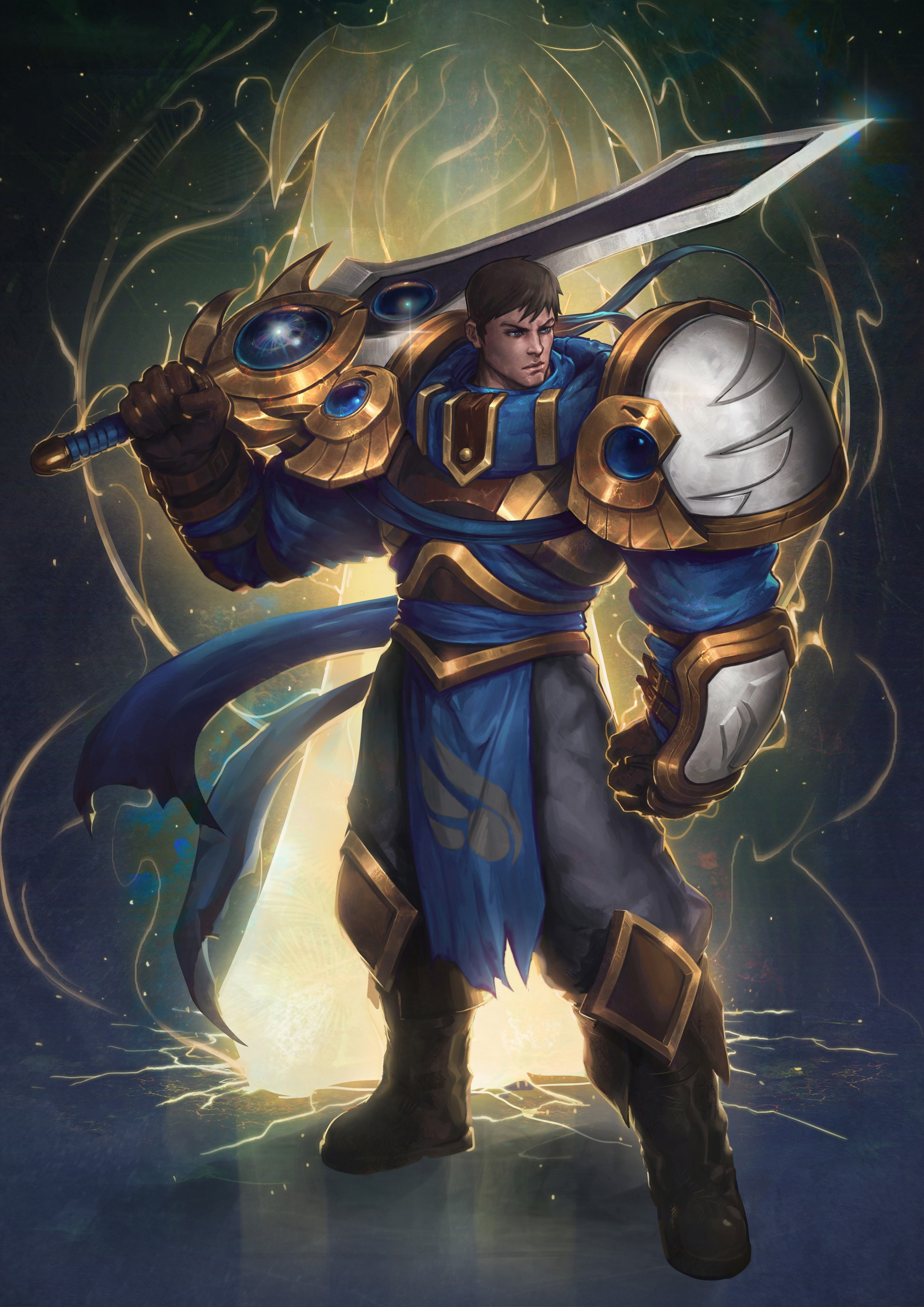 Garen Wallpapers Fan Arts League Of Legends Lol Stats