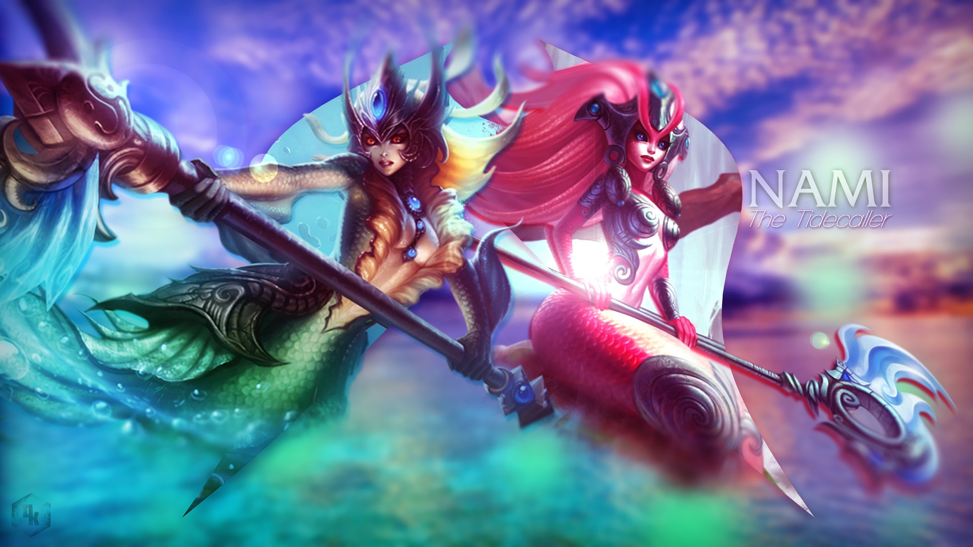 Nami Koi Nami Wallpapers Fan Arts League Of Legends Lol Stats