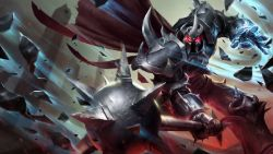 Classic Mordekaiser Splash Art 4k HD Wallpaper Official Artwork League of Legends lol
