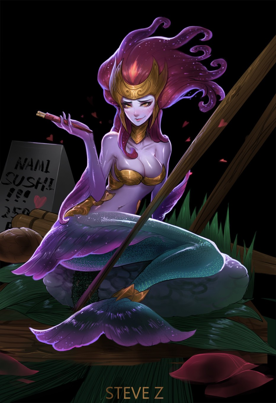 Skt T1 Nami Wallpapers Fan Arts League Of Legends