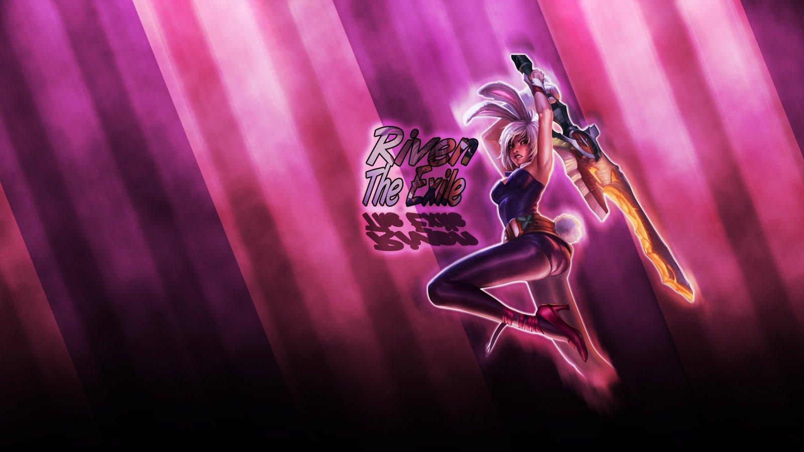 Battle Bunny Riven Wallpapers Fan Arts League Of Legends