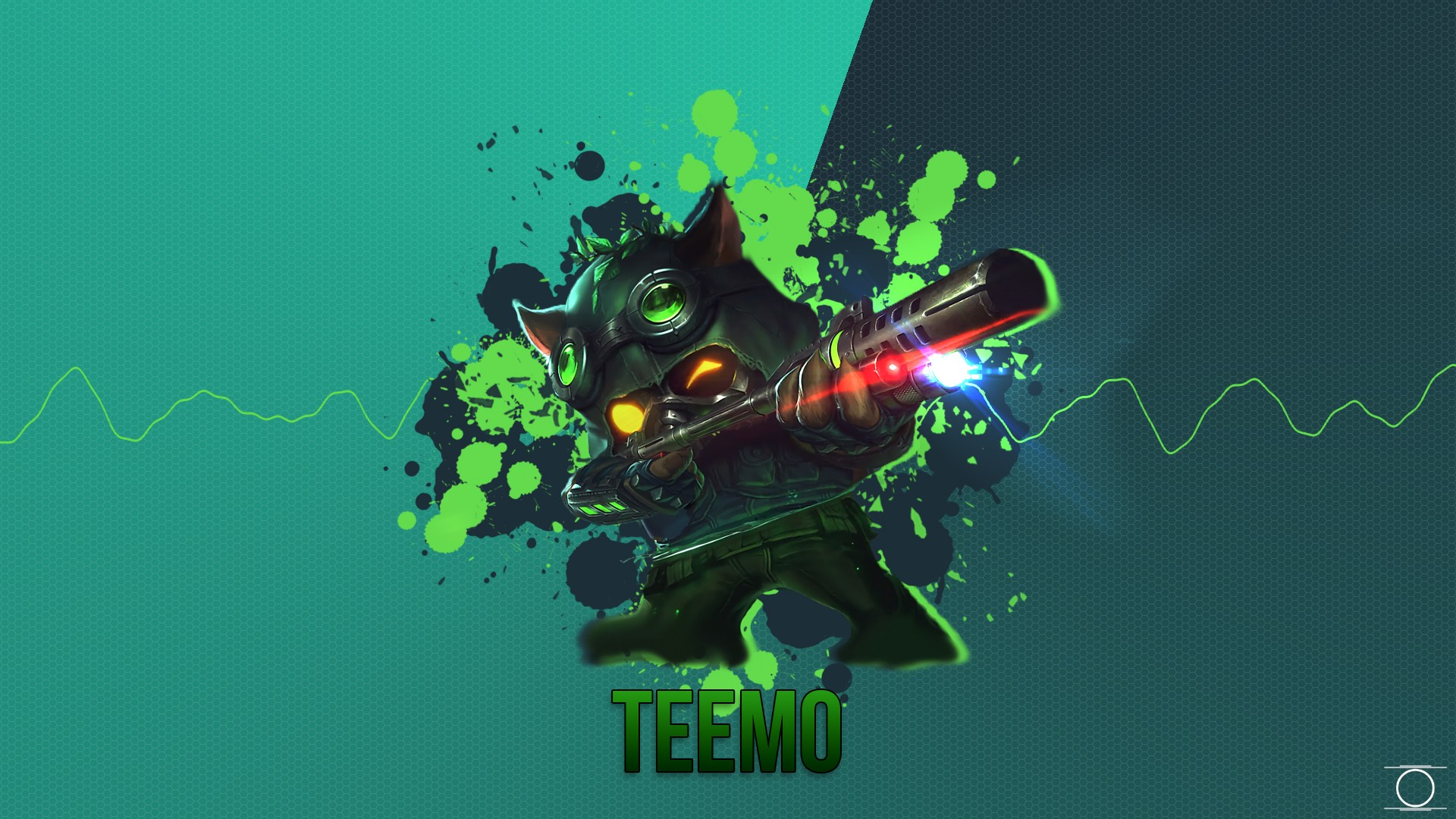 Omega Squad Teemo Wallpapers Fan Arts League Of Legends