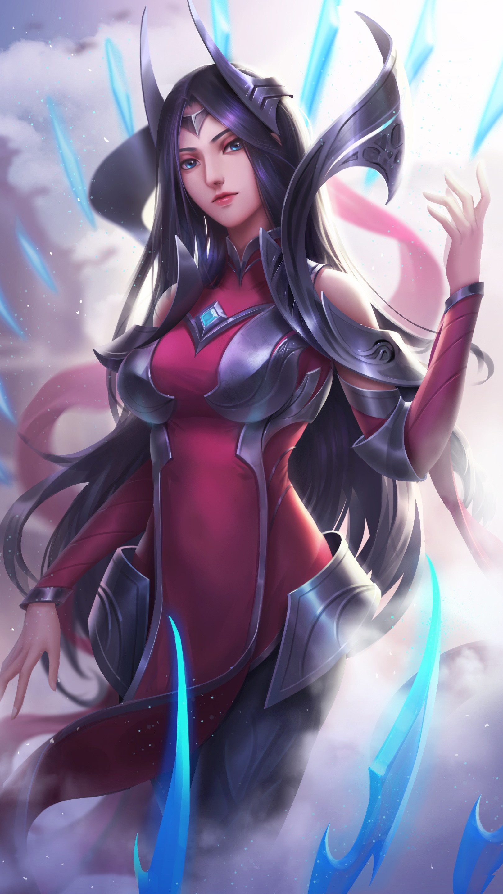 Irelia Wallpapers Fan Arts League Of Legends Lol Stats