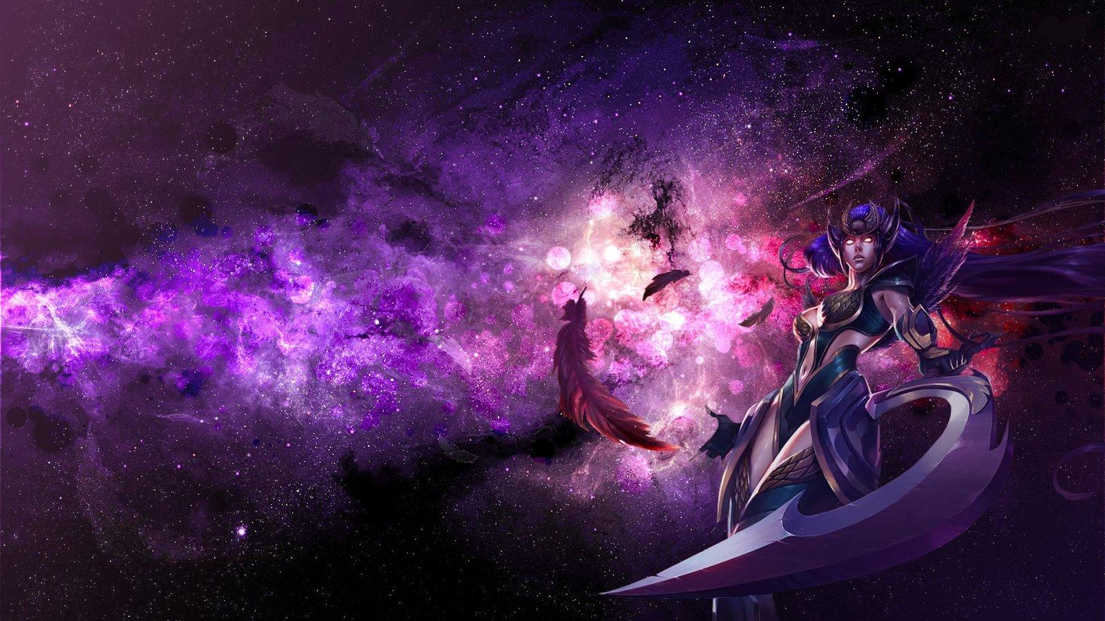 Dark Valkyrie Diana Wallpapers Fan Arts League Of Legends