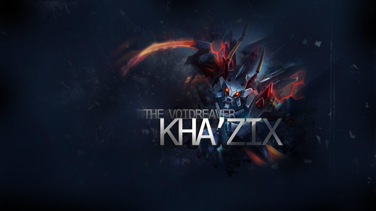 Mecha Kha'Zix by ChenWei91 HD Wallpaper Fan Art Artwork League of Legends lol