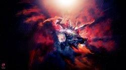 Mecha Kha'Zix by Aynoe HD Wallpaper Fan Art Artwork League of Legends lol