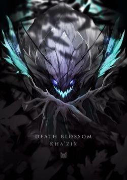 Kha'Zix by wacalac HD Wallpaper Fan Art Artwork League of Legends lol