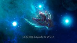 Death Blossom Kha'Zix by Icehans HD Wallpaper Fan Art Artwork League of Legends lol