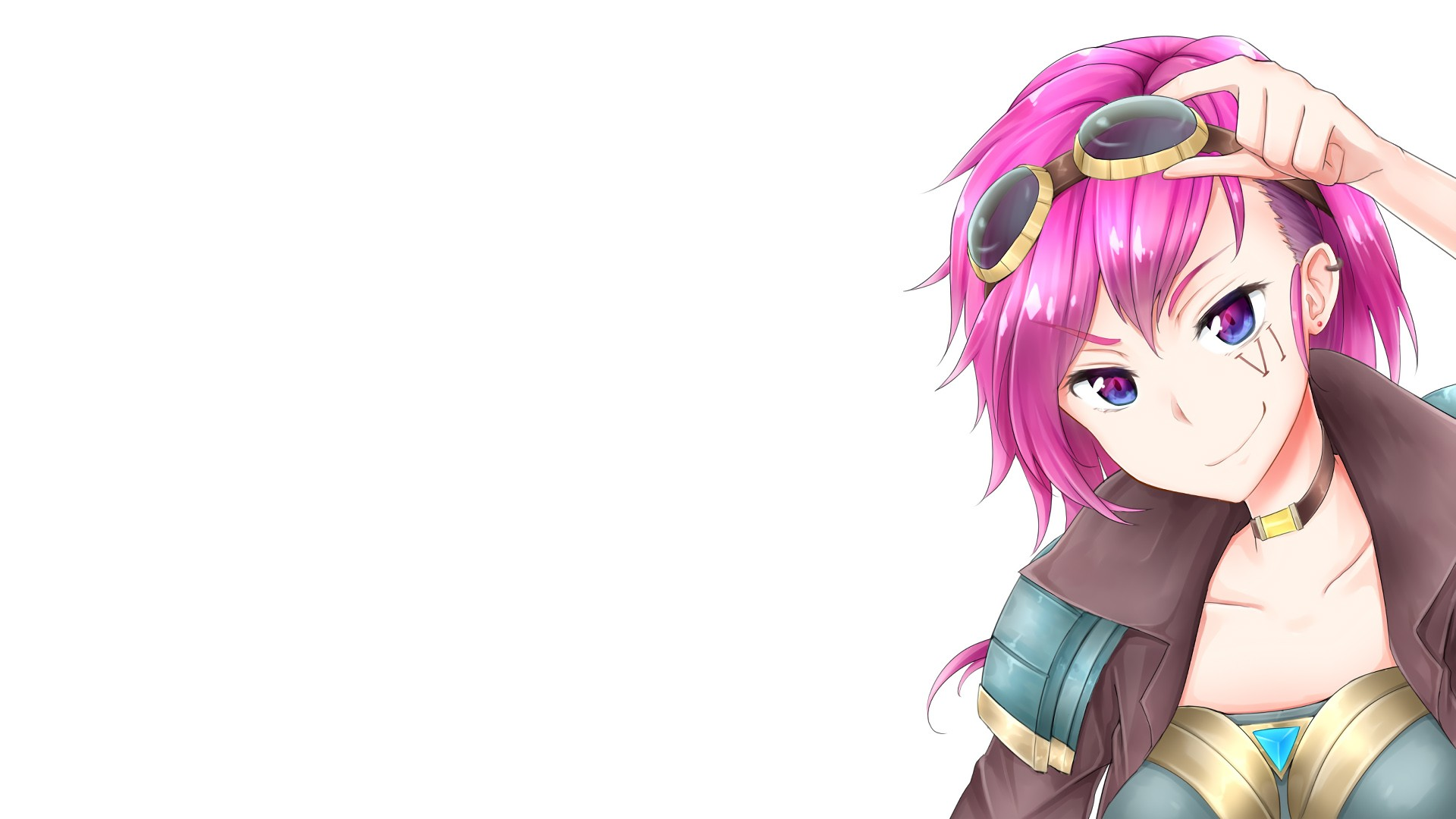 Vi Wallpapers Fan Arts League Of Legends Lol Stats