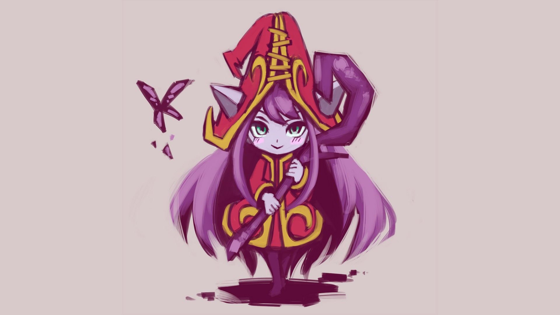 Lulu Wallpapers Fan Arts League Of Legends Lol Stats